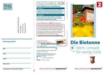 Die Biotonne