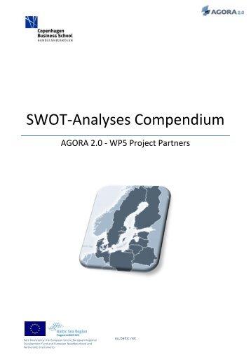 SWOT-Analyses Compendium - Agora 2.0