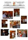 Scientific Excursions with Reinhard Selten Wissenschaftliche ... - Page 5