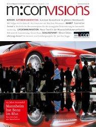 Mannheim hat Benz im Blut - m:con Visions