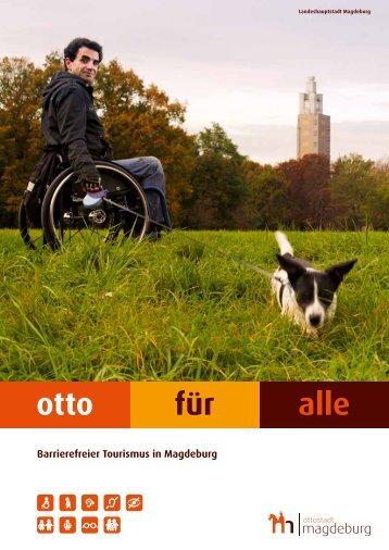 otto für alle - Landeshauptstadt Magdeburg