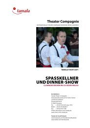 Theater Compagnie - Clown und Comedy