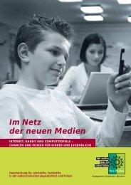 Im Netz der neuen Medien - Kainbach-Info.at