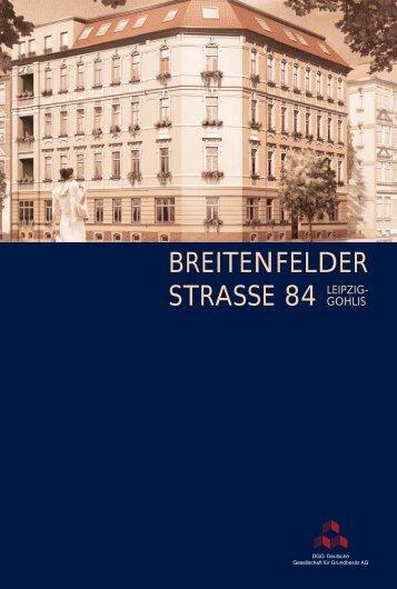 BREITENFELDER STRASSE 84 LEIPZIG- - Dekor, Putz & Bau ...