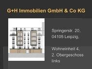 G+H Immobilien GmbH & Co KG - GuHimmo-leipzig.de