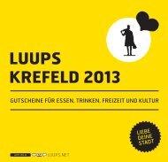 LUUPS KREFELD 2013