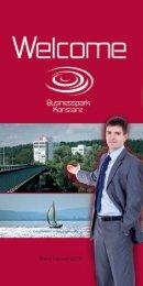 Stand Februar 2012 - businesspark Konstanz