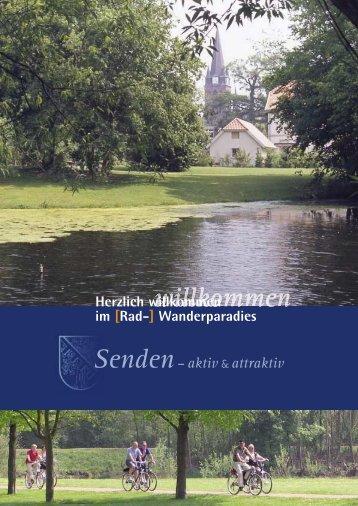 aktiv &attraktiv Herzlich willkommen im [Rad-] - Gemeinde Senden
