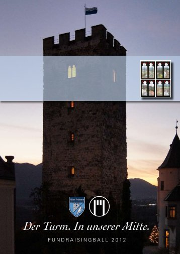 Fundraising Ball 2012 - Schloss Neubeuern