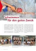 Schwimmen für den guten Zweck - Die Johanniter - Seite 6