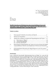 Priv. Doz. Dr. Stefan Weber 5020 Salzburg Österreich An ... - Peter Pilz