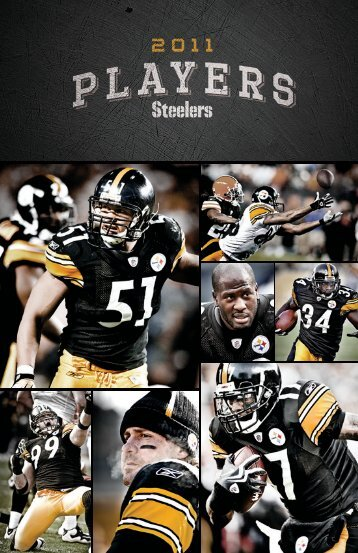 26 - Steelers Home