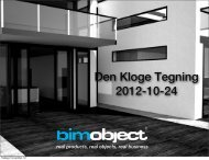 real products, real objects, real business - Den Kloke Tegning