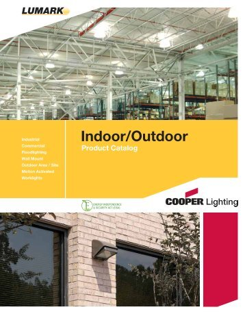 Indoor/Outdoor - Cooper Industries
