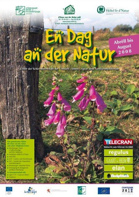 elan - Lëtzebuerger Natur- a Vulleschutzliga
