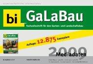 bi-GaLaBau 09.indd - Auch bei den bi medien