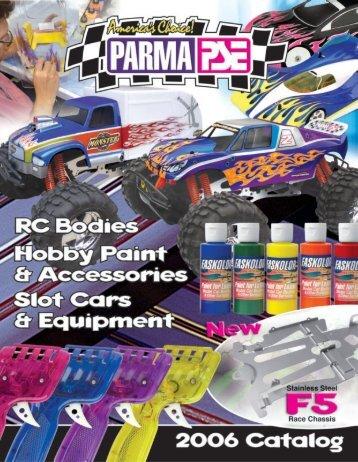 Parma 2006 Catalog