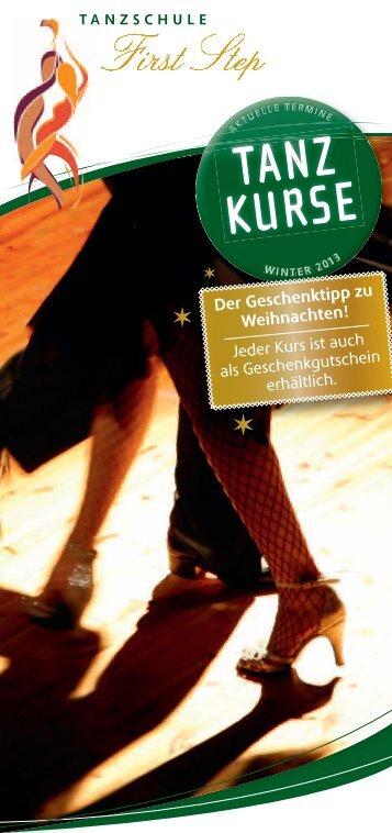 tanz kurse - Tanzschule First Step