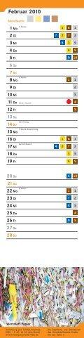 Abfallkalender 2010 - EGN Entsorgungsgesellschaft Niederrhein mbH - Page 7
