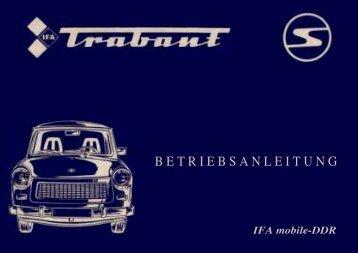 """""""Trabant""""-Fahrer! - Cartoon Trabant"""