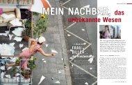 Mein Nachbar, das unbekannte Wesen - Sabine Henning