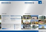 Wehrtechnik Datenblatt - Drehtainer GmbH