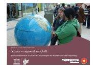 Klima – regional im Griff - Regionaler Planungsverband ...