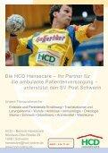 1. LIGA - SV Post Schwerin - Handball-Bundesliga - Page 2