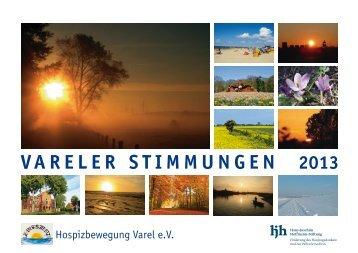 VARELER STIMMUNGEN - Hospizbewegung Varel e.V.