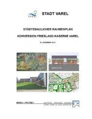 Staedtebaulicher_Rahmenplan_20101207.pdf - Stadt Varel
