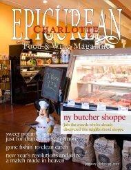 ny butcher shoppe - Epicurean Charlotte Food & Wine Magazine