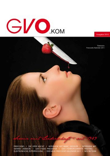 Service mit Leidenschaft - seit 1989 - GVO Personal GmbH