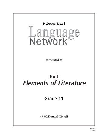 Chapter 18 the muslim wor elements of literature holt mcdougal fandeluxe Images
