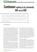 Continuous auditing en de (veranderde) rol van de IAD ... - Lime Tree - Page 6