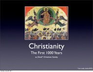 Download - Christianity: The First 1000 Years - Imagria.com