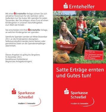 20110920 ENTWURF Prospekt Erntehelfer - Sparkasse Scheeßel