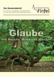 Ausgabe 3/2012 - Kirchenkreis Rotenburg