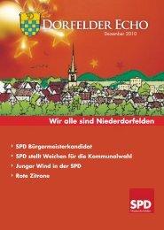 Wir alle sind Niederdorfelden - SPD Niederdorfelden