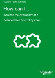 High Availability Theoretical Basics - Schneider Electric