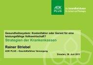 Striebel, Rainer BK 2011 (pdf, 1 MB) - BDPK