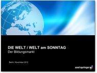 Überschrift Arial 32 fett - Axel Springer MediaPilot