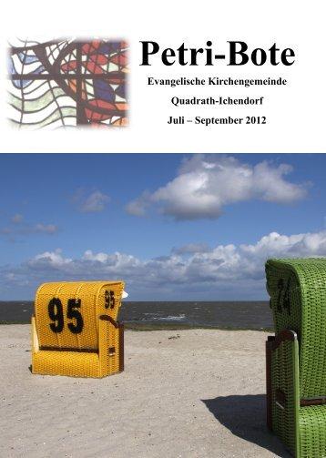 Petri-Bote 2012.03 Webformat, Layout 5 - evangelisch-in-qi.de
