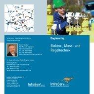 Engineering - InfraServ GmbH & Co. Gendorf KG - Industriepark ...