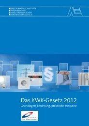 Das KWK-Gesetz 2012″ (PDF) - BHKW-Infozentrum