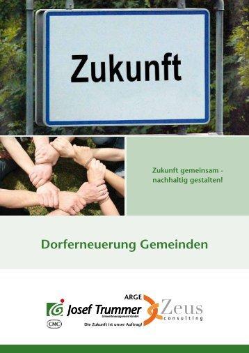 Dorferneuerung Gemeinden - Josef Trummer Umweltmanagement ...