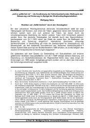 """W. HEINZ © Prof. Dr. Wolfgang Heinz, Universität Konstanz """"weil er ..."""