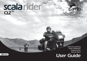 User Guide - Cardo Systems, Inc