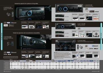 Units / Marine Audio - Clarion