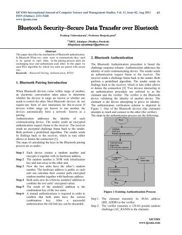 wireless vulnerabilities threats and countermeasures information technology essay The important aspects of information system security information technology risks and threats of accounting information system computer based information system information technology key elements of information system information technology components of an information system information technology zeus robotic surgical system information.