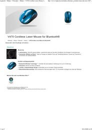 V470 Cordless Laser Mouse for Bluetooth® - Many Electronics